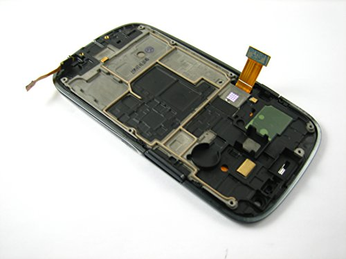 LCD Display & Touch Screen+Frame For Samsung Galaxy i8190 S3 mini~Black ~ Mobile Phone Part