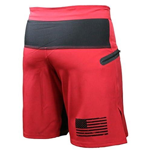 Sanguine Crossfit Shorts, Workout Shorts, WOD Shorts, Training