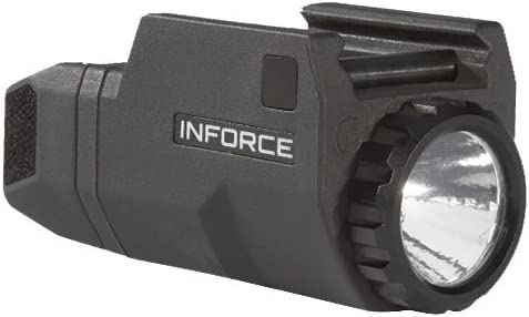 Amazon.com: InForce APLc Compact WML Weapon Mounted White ...