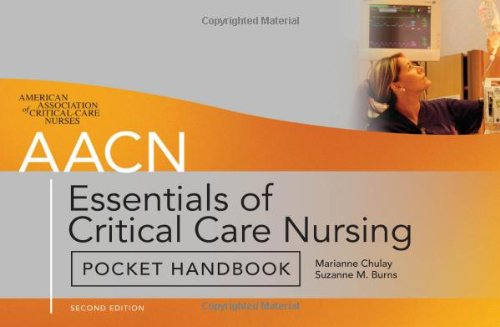 [PDF] AACN Essentials of Critical Care Nursing Pocket Handbook, 2nd Edition Free Download | Publisher : McGraw-Hill Professional | Category : Health | ISBN 10 : 0071664084 | ISBN 13 : 9780071664080