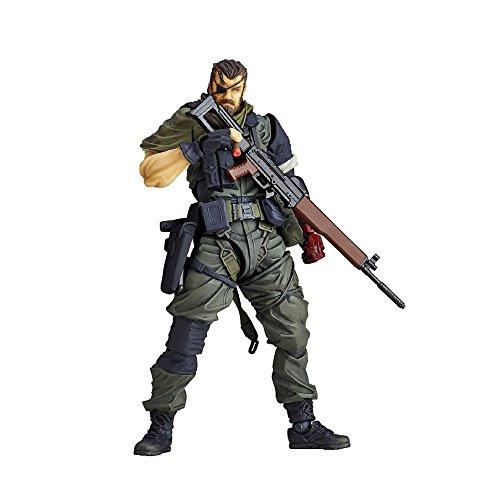 Kaiyodo Metal Gear Solid V: The Phantom Pain RM015 Venom Snake Olive Drab Fatigues Version Action Figure