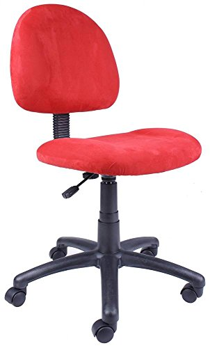 Computer Chair In Microfiber with Lumbar Support