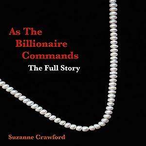 As the Billionaire Commands Audiobook