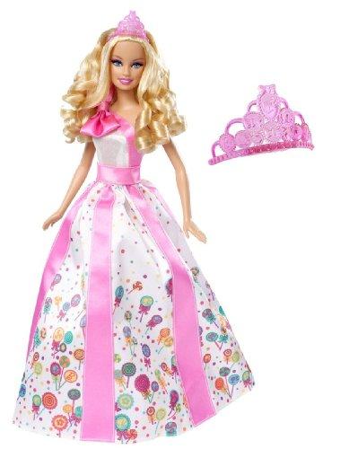 Barbie Princess Happy Birthday Doll -