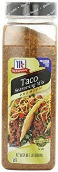 McCormick Premium Taco Seasoning, 24-Ounce (Pack of 3)