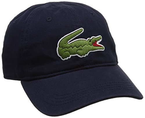 Lacoste, Gorra de béisbol para Hombre Azul (Marine)