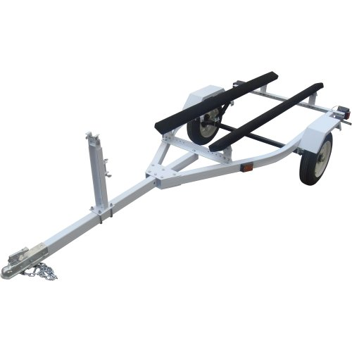 - Ironton Personal Watercraft and Boat Trailer Kit - 610-Lb. Load Capacity