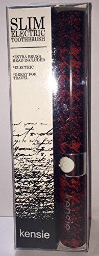 kensie-slim-electric-powered-travel-toothbrush-red-black