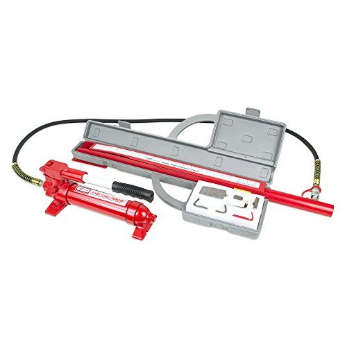 TG Products The Rail Saver Repair System, Accessory Kit, Ram, Case and Wall Bracket (with Pump) ()