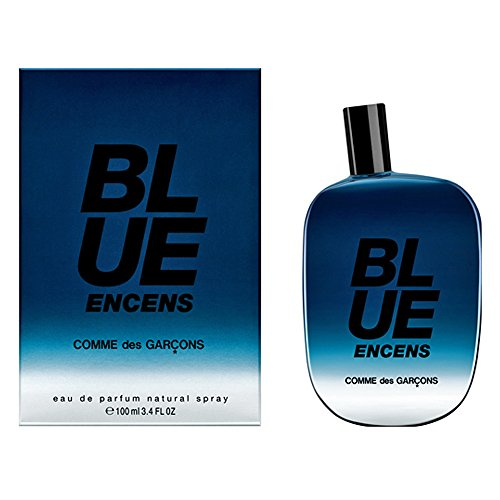 Comme Des Garcons Blue Encens Eau de Parfum Spray for Men, 3.4 Ounce