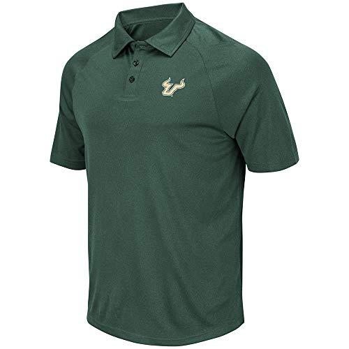- Mens USF South Florida Bulls Wellington Polo Shirt - M