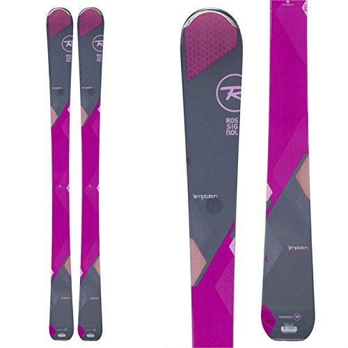 [Rossignol Women's Temptation 88 All Mountain Ski - 156cm] (Womens All Mountain Skis)