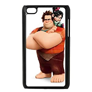 iPod Touch 4 Case Black Wreck It Ralph V8387346