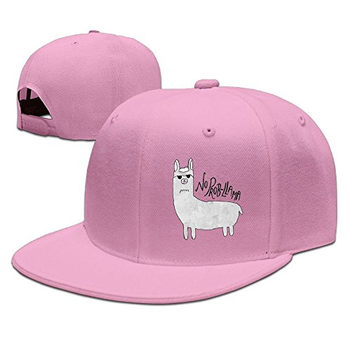 No Prob-Llama With Sunglasses Unisex Best Snapback - To A Sunglasses Cap With Wear Baseball Best