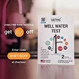 Well Water Test Kit for Drinking Water - Quick