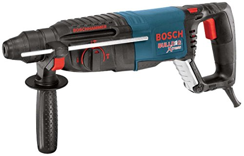 Factory-Reconditioned Bosch 11255VSR-RT BULLDOG Xtreme 1-Inch SDS-plus D-Handle Rotary Hammer...