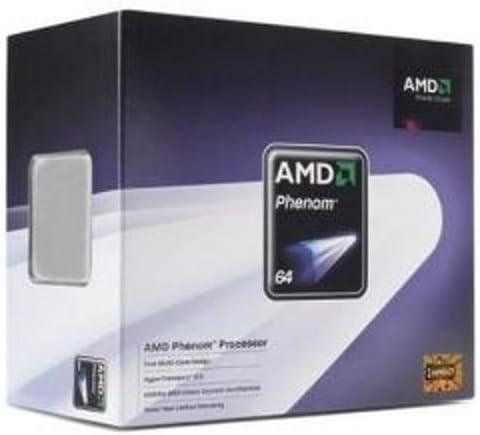 PIB CPU AMD HD8650WCGHBOX Phenom Triple-Core 8650 2.3GHz 95W L2-512KBx3 L3-2MB Socket AM2