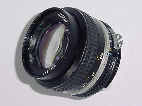 Nikon 50mm f/1.4 f1.4 AI manual focus lens