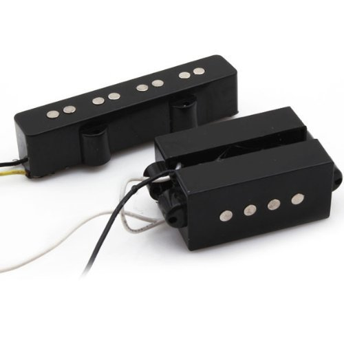DN Jazz Bass Bridge Pickup And Precision Bass Pickups For 4 String Bass by ND (Image #2)