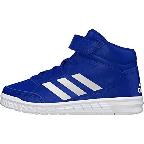 ftwbla Mid Unisex Adidas negbás Bambini KScarpe El Altasport Da 000 Fitness Blureauni 8mNvn0w