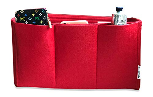 Louis Vuitton Red Handbag - 5