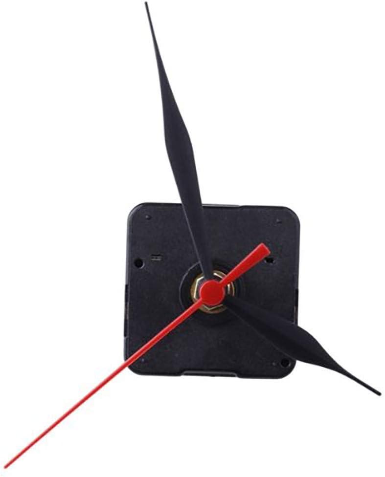 Hemore Reloj de Pared de Calibre Cuarzo Bricolaje Accesorios