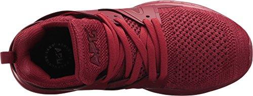 Apl: Atletische Voortstuwingslabs Dames Stijgen Sneakers Karmozijnrood