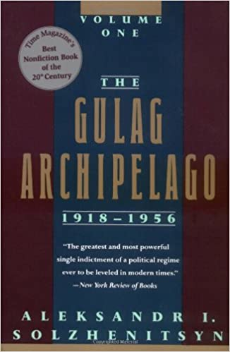 Image result for the gulag archipelago amazon