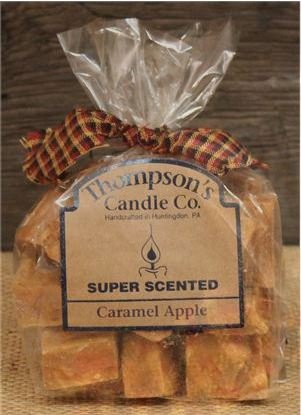 Super Scented Caramel Candle Chunks product image