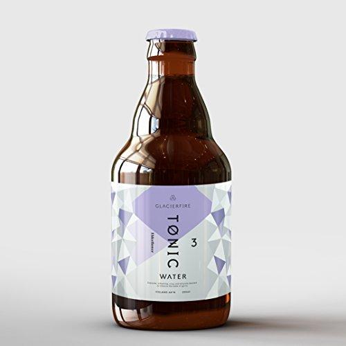 GlacierFire - Icelandic Tonic Water #3 - Elderflower - 330ml -