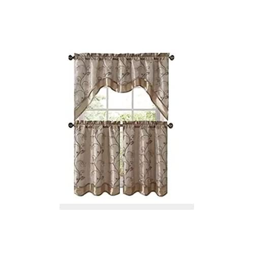 Kitchen Curtains Sets: Amazon.com