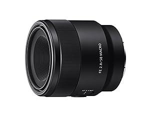 Sony SEL50M28 FE 50mm F2.8 Full Frame E-mount Lens (Black)
