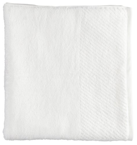 ECO DRY Bath Towel One Size White