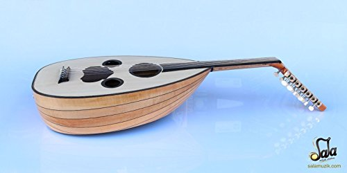 Arabic Professional Electric Oud Ud String Instrument by SALA