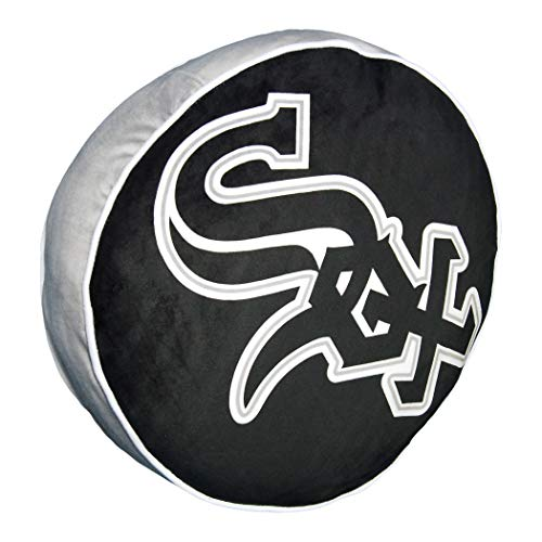 The Northwest Company Chicago White Sox MLB 15in Cloud Travel Pillow