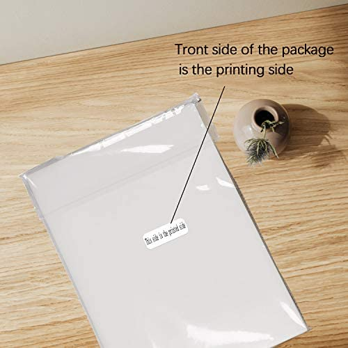 Transparency Film Paper Clear for Overhead Projector Transparencies and Inkjet Screen Prints 8.5 x 11,25sheets