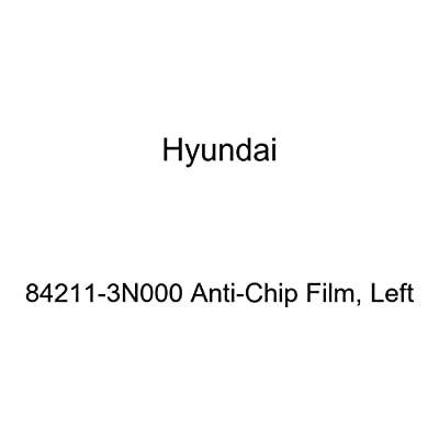 HYUNDAI Genuine 84211-3N000 Anti-Chip Film, Left: Automotive