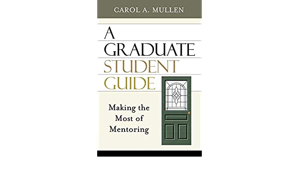 Amazon com: A Graduate Student Guide: Making the Most of