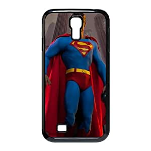Superman Samsung Galaxy S4 9500 Cell Phone Case Black as a gift A5853843