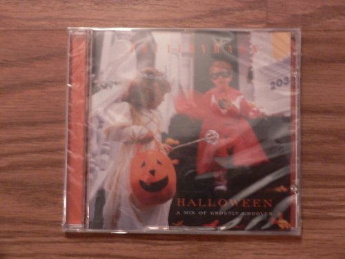 Halloween (A Mix Of Ghostly Grooves) CD by Pottery Barn
