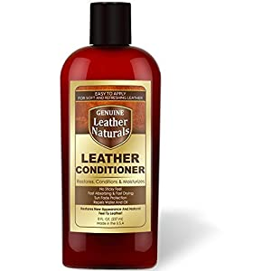Amazon Leather Conditioner for Furniture Protects