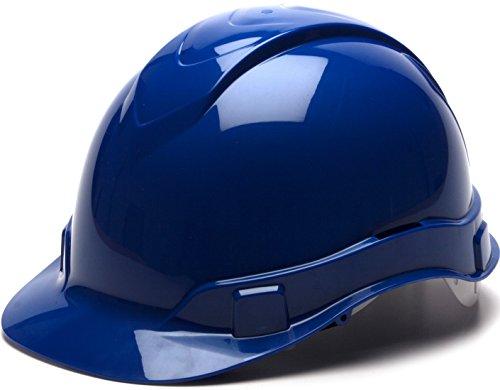 Pyramex Ridgeline Cap Style Hard Hat with Glide Lock Suspens