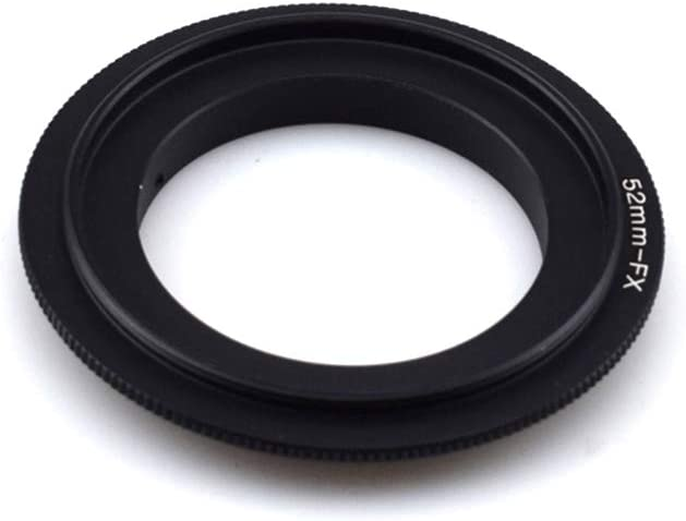 49MM FX Macro Reverse Adapter Ring /&for Fujifilm FX X Mount X-A5 X-A20 X-A10 X-A3 X-A2 X-A1 X-T2 X-E3 X-E2S X-E2 X-E1