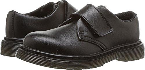 Boy Dr Martens (Dr. Martens - Unisex-Child Kamron T Strap Shoe, Size: 10 M US Toddler / 9 F(M) UK Youth, Color: Black T)