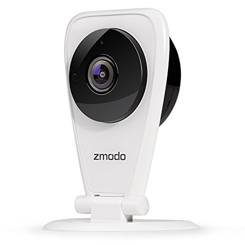 Zmodo EZCam Wireless Two-Way Audio Smart HD IP...