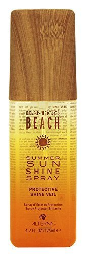 Alterna Bamboo Beach Summer Sunshine Spray - 4.2 oz by Alterna (Alterna Caviar Anti Aging Beach)