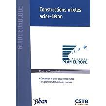 Constructions mixtes acier-béton
