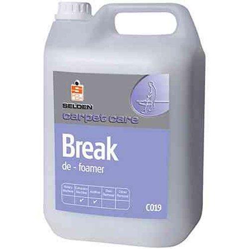 Selden C019 Break Defoamer, 5 L Selden Research Ltd