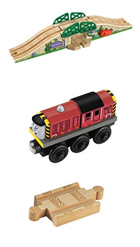 Fisher-Price Thomas the Train Wooden Railway Stone Drawbridge