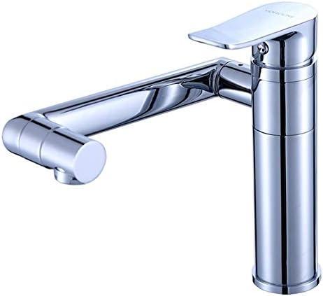 家庭用浴室の蛇口 ホット冷たい水に適し浴室の蛇口真鍮メッキセラミックバルブコアアンチスプラッシュ蛇口流域の蛇口 浴室の台所の蛇口